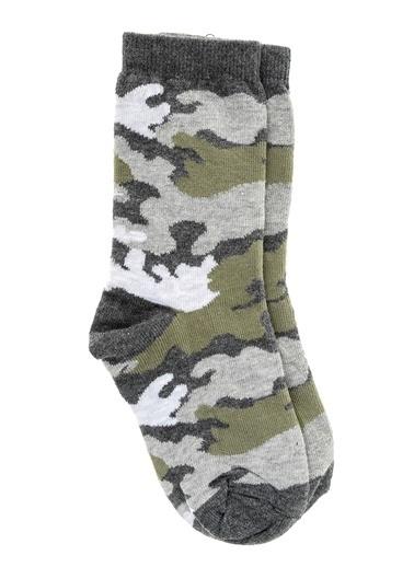 Step Çorap Soket Çorap Renkli